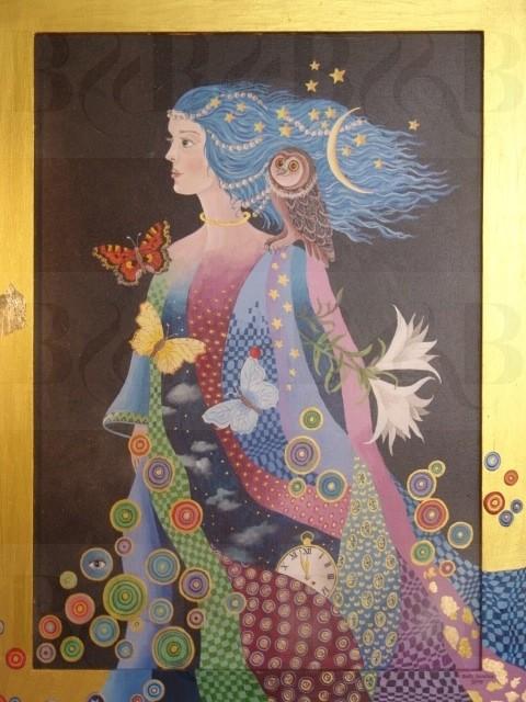 Urania - die Schöne der Nacht (Muse), 2010
