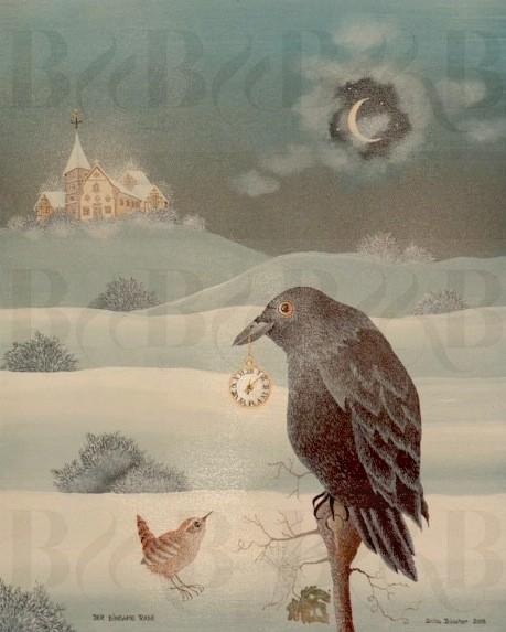 Der einsame Rabe, 2008