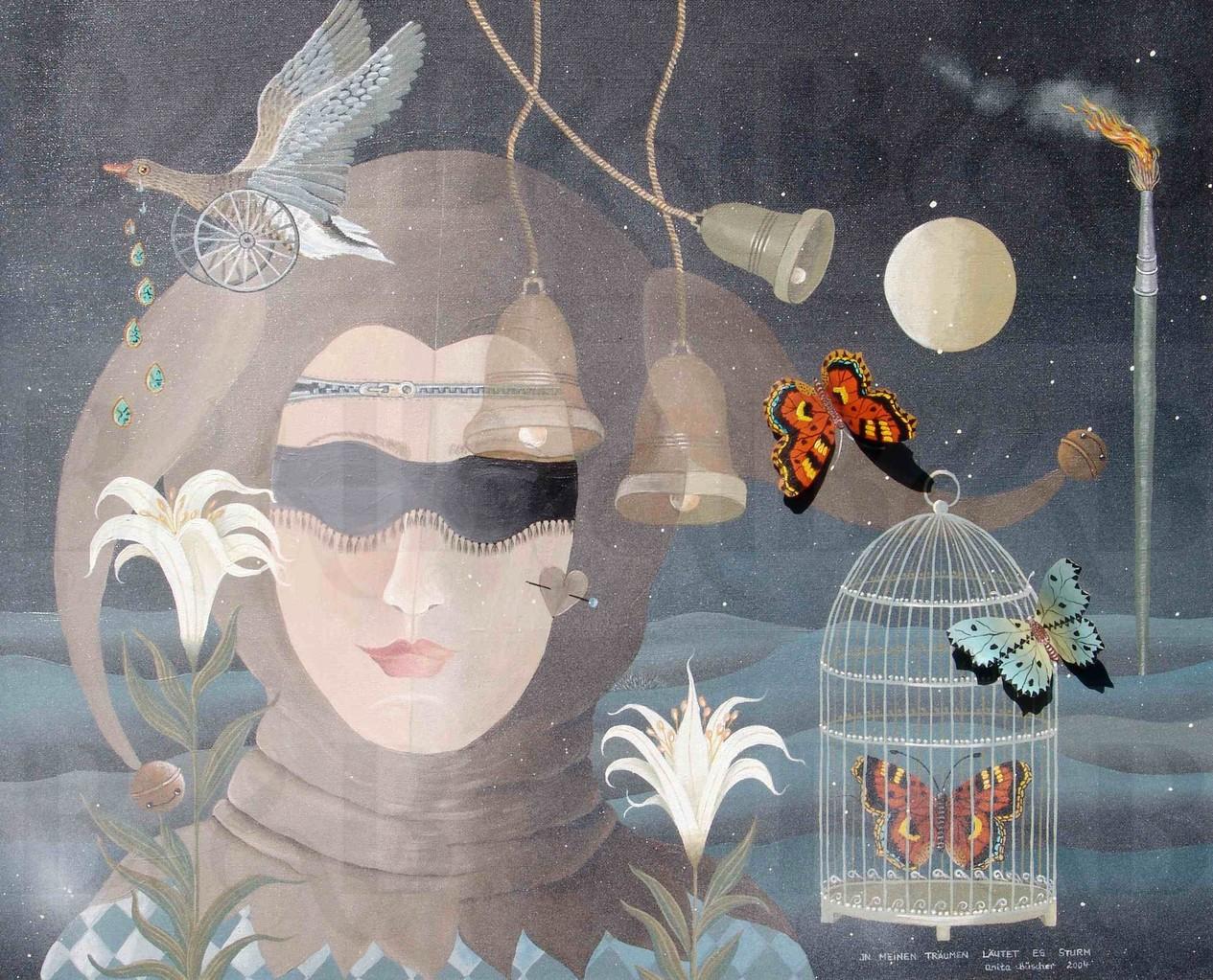 01 In meinen Träumen - Mascha Kaleko, 2004