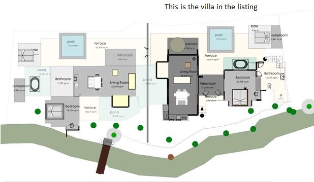Lodtunduh villa for sale
