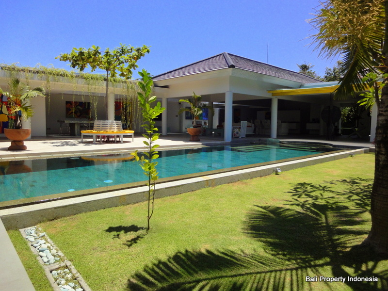Sanur real estate for sale.