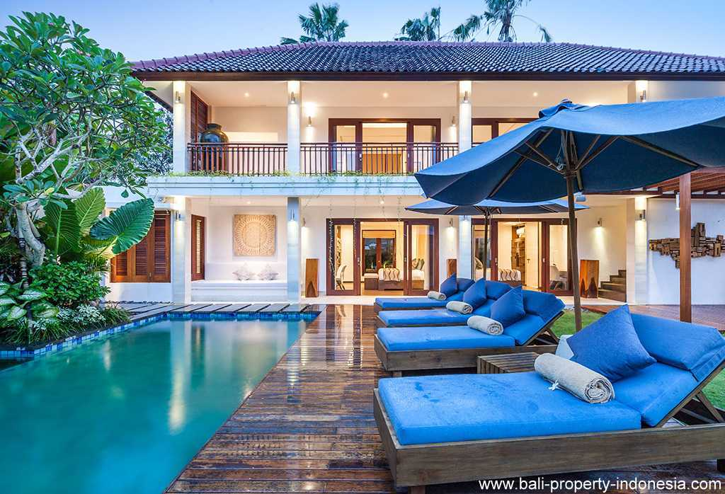 Seminyak 4 bedroom villa for sale