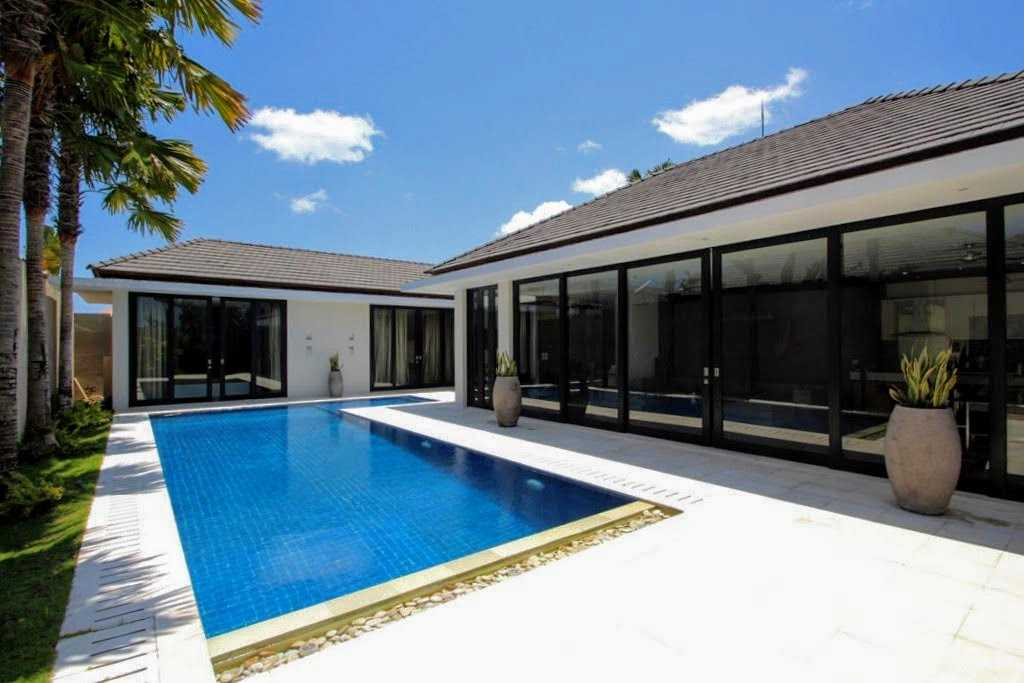 Light and bright villas for sale in Umalas.