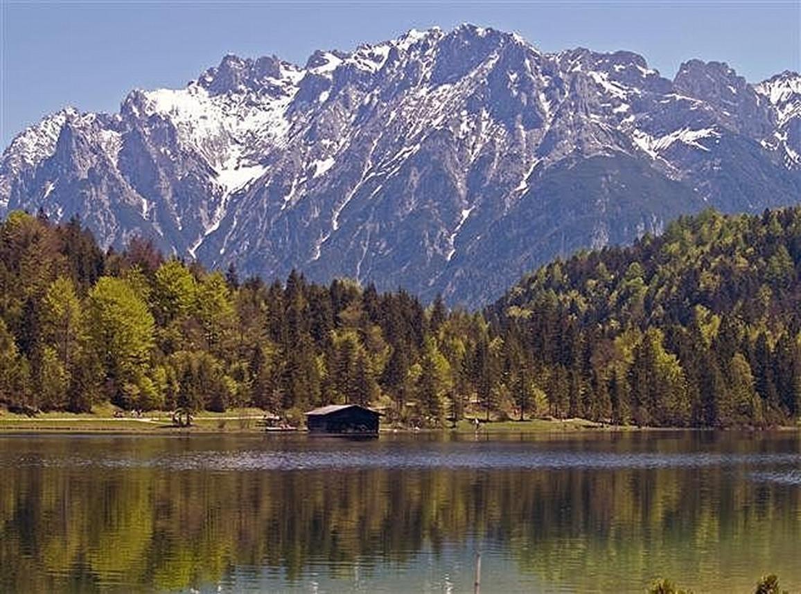 Ferchensee - einer von 5 Badeseen