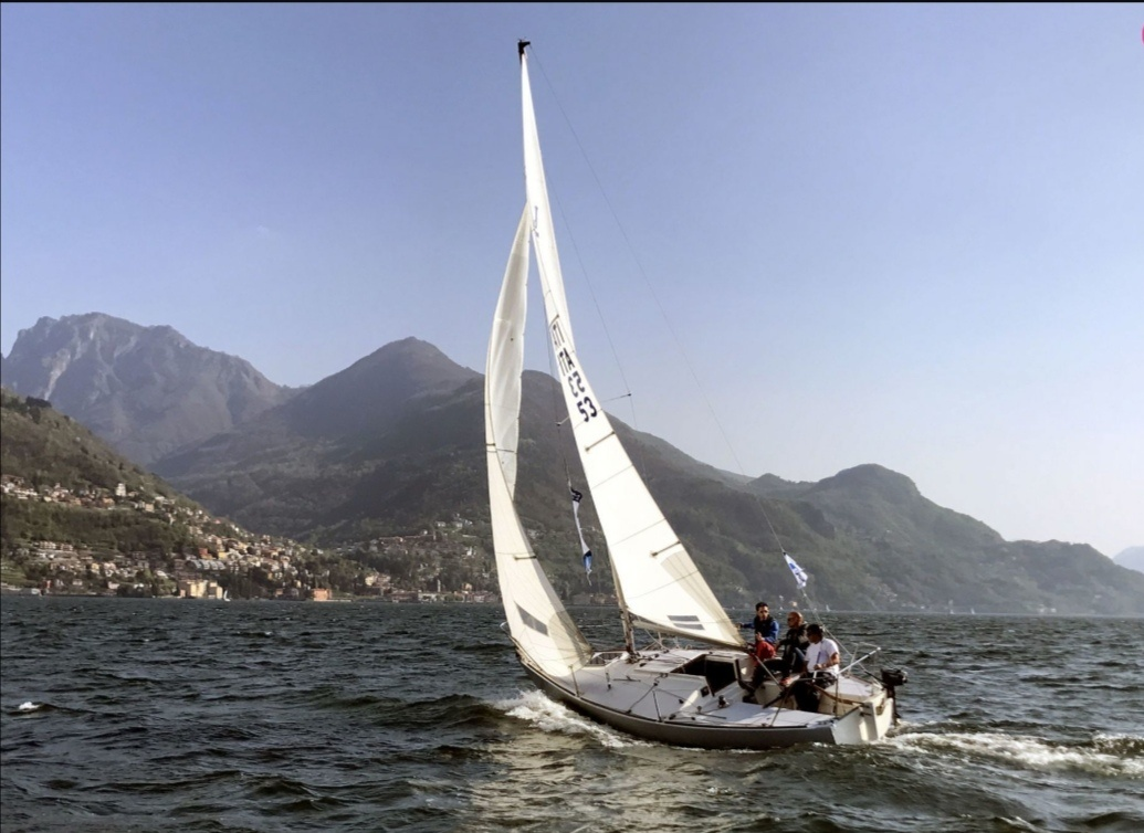 Dervio Sailing (from 17 Eur/day)