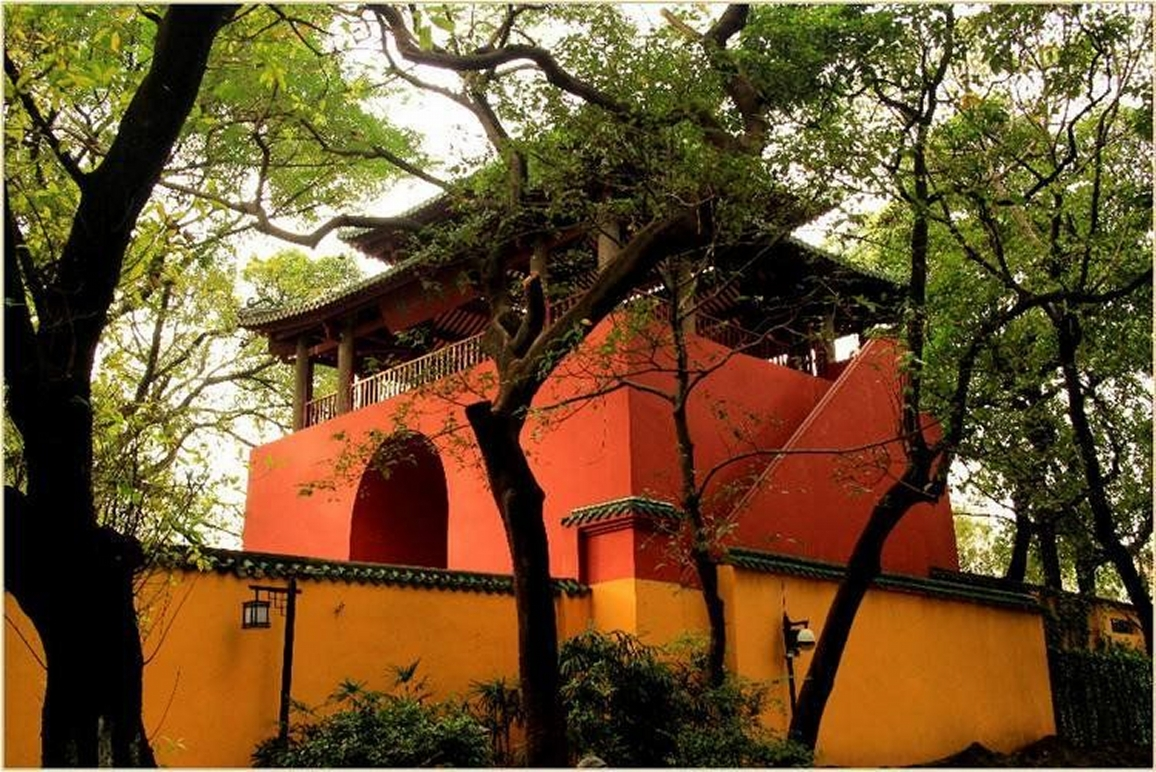 Daoist Temple: Bell Tower - oldest in GZ!