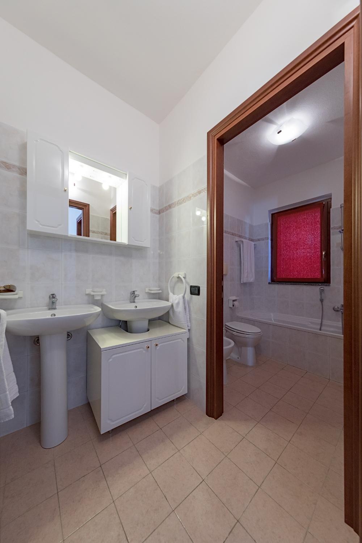 First Bathroom ...