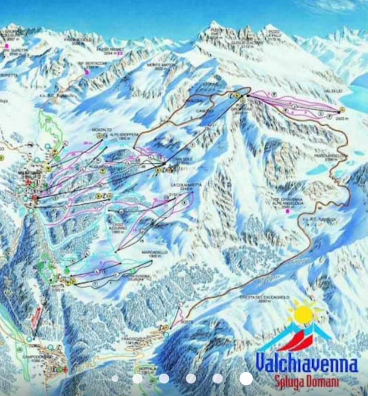 Madesimo Skiing