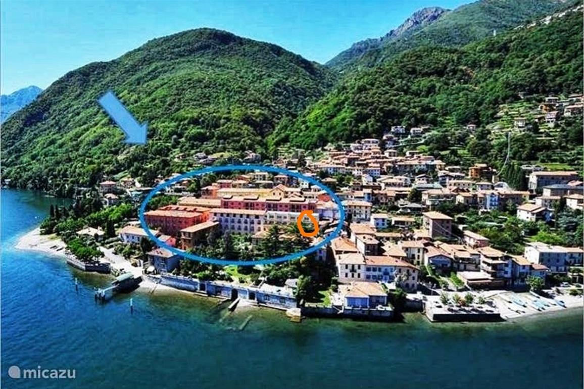 """Acquaseria with """"Villagio Lago di Como"""" and our """"Lago.di.Como-Lounge"""""""