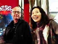 Rudel und Peggie @ Guangzhou\ China ...