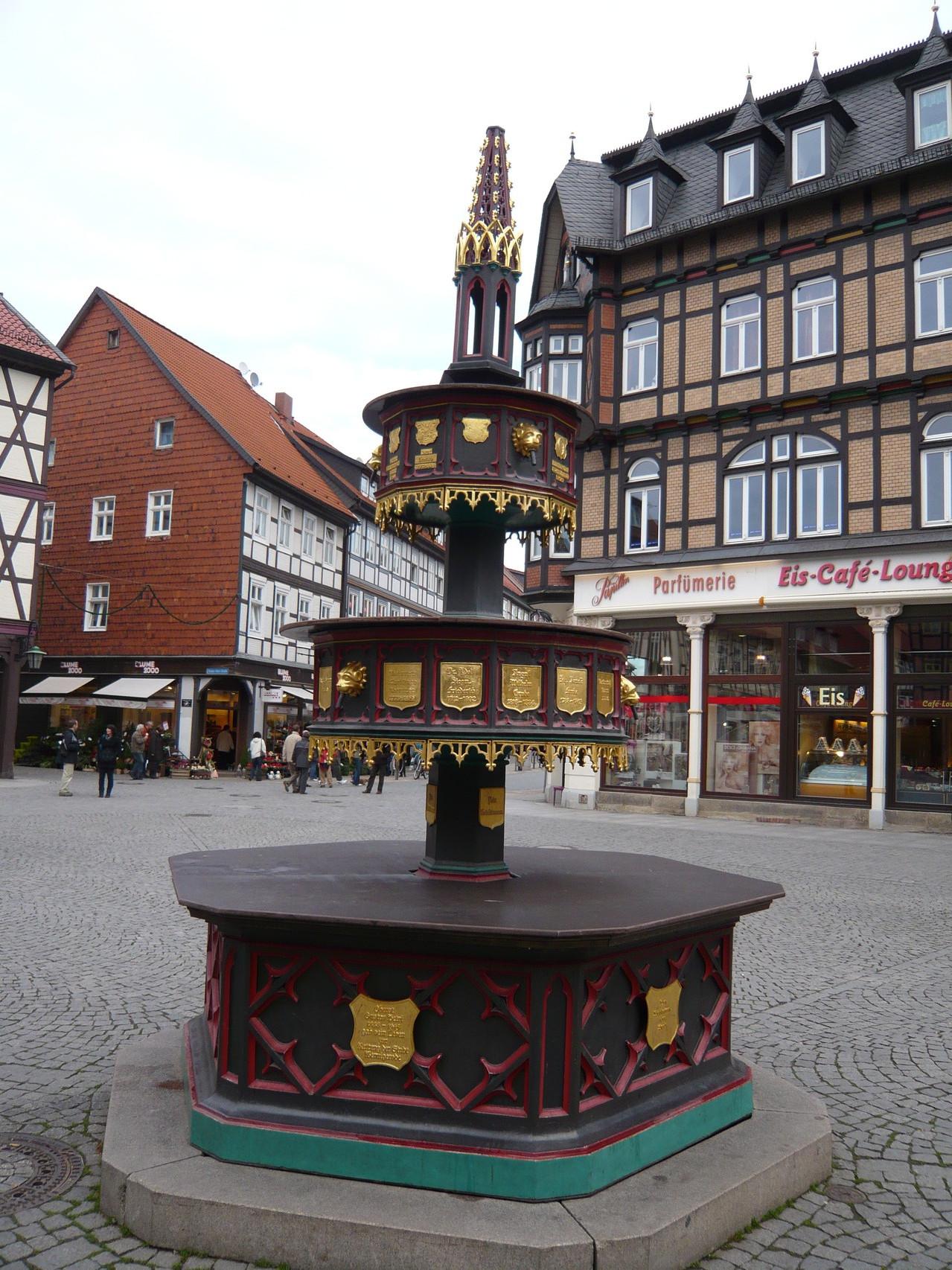 Weltkulturstadt Wernigerode