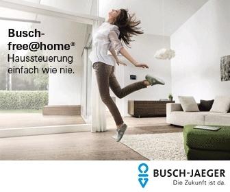 MAWO Elektro Ihr Partner für Smart Home Systeme z.B. der Firma Busch-Jaeger