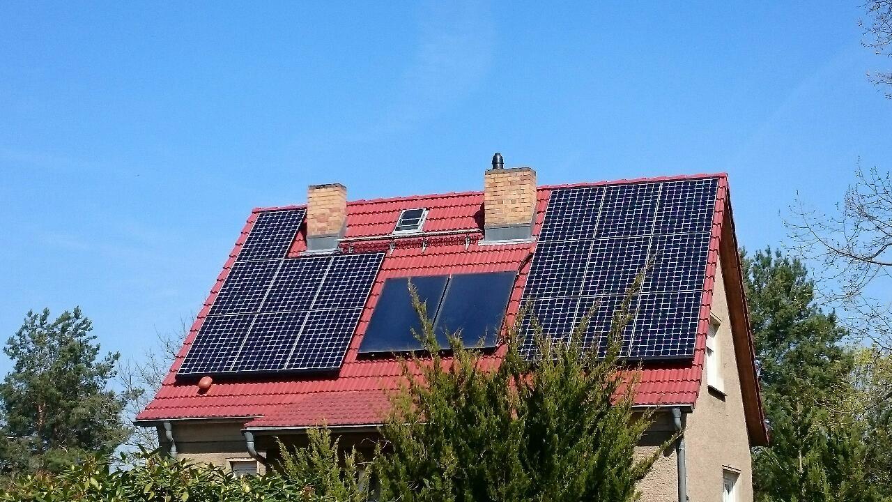 5,232 Sunpower mit Solaredge Wechselrichter und 8 kWh Speicher G2 inkl. EconamicGrid in Berlin