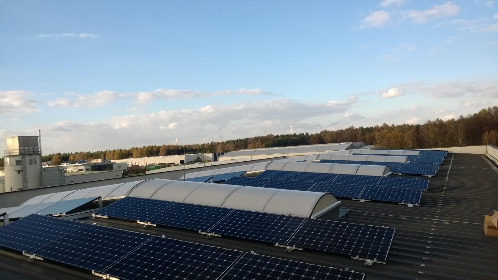 29,757 kWp Sunpower mit Solaredge Wechselrichter inkl. 30 kW Speicher SENEC.IES, EconamicGrid in Eberswalde