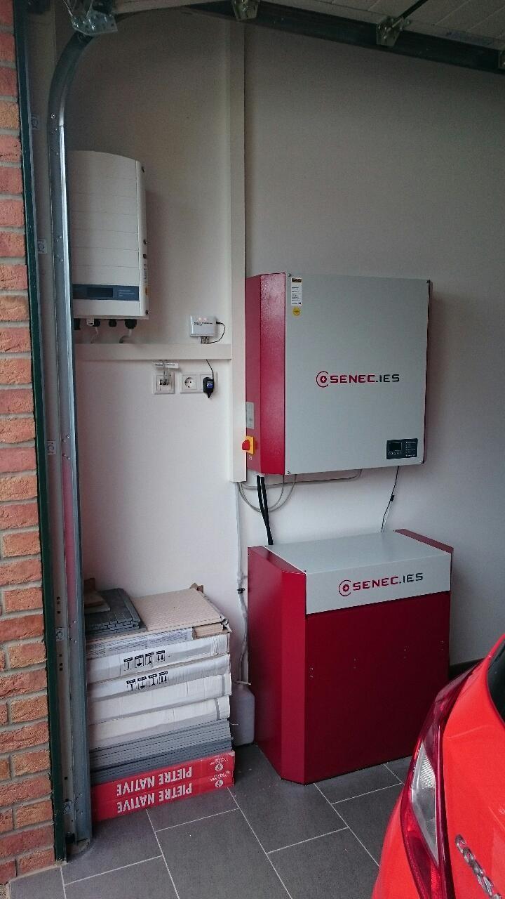 8 kW Speicher G2 mit EconamicGrid in Königs Wusterhausen