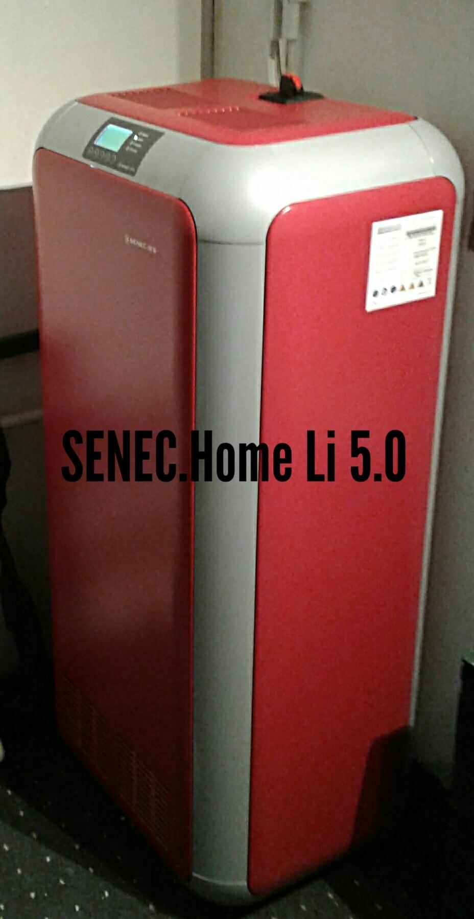 5 kW Li Senec Speicher inkl. SENEC.CLOUD in Märkisch Linden