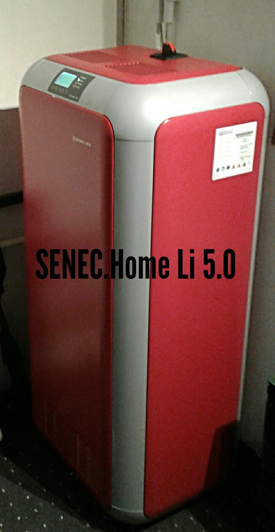 5 kWh Li Senec Speicher inkl. SENEC.CLOUD in Märkisch Linden