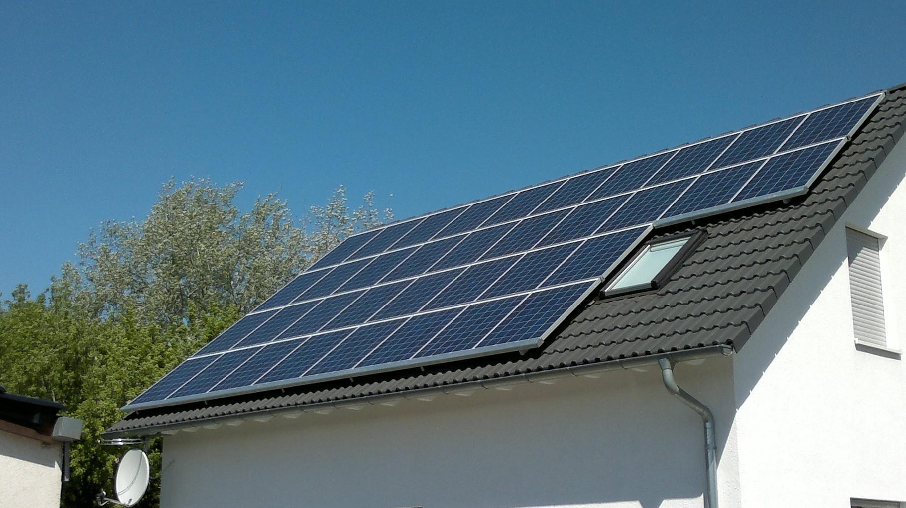 Aleo Solar in Eberswalde