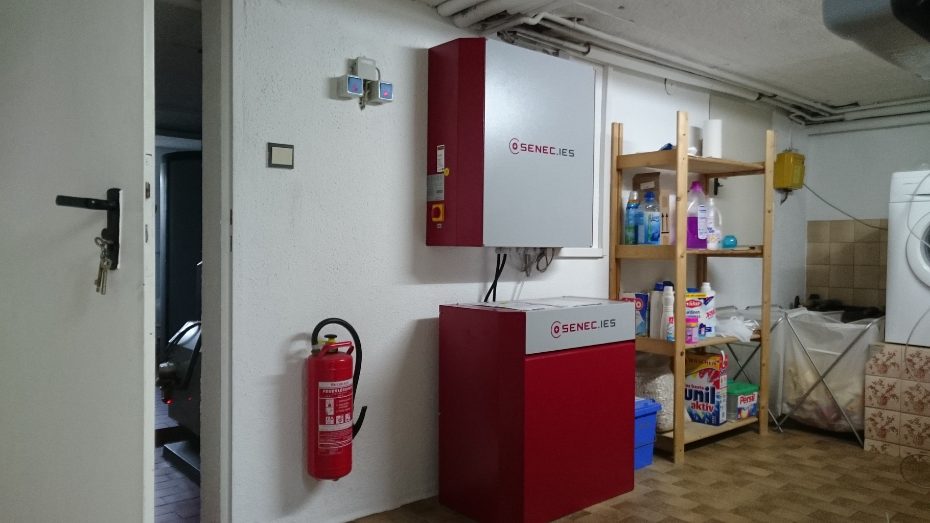 8 kWh Speicher G2 in Berlin