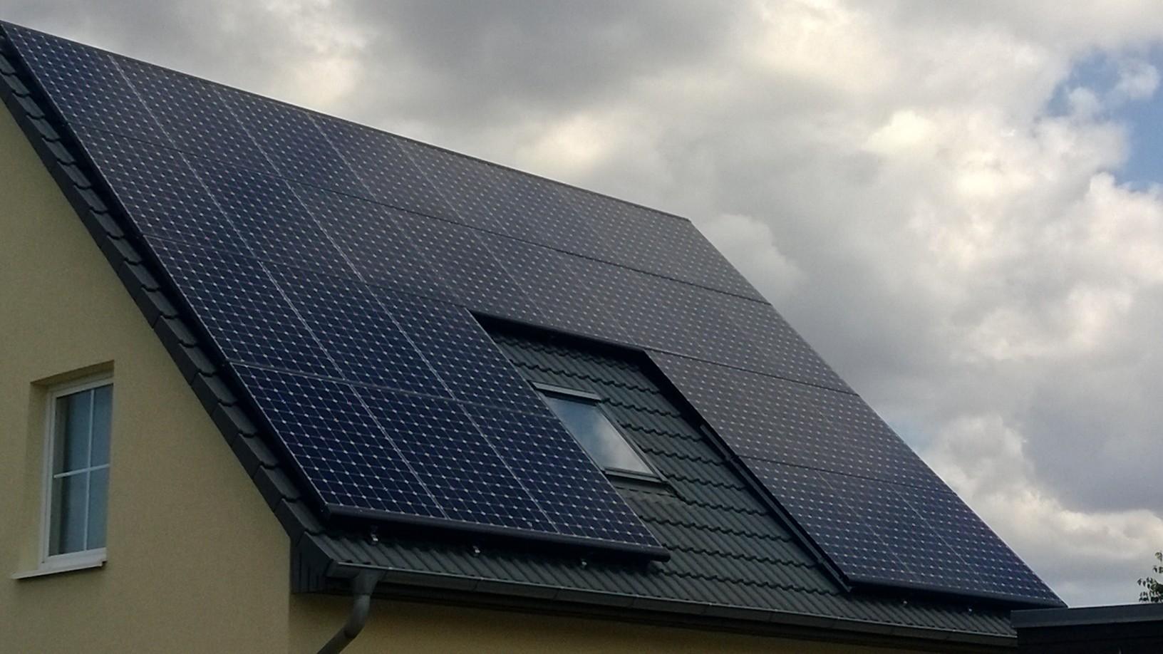9,324 kWp Sunpower in Panketal bei Berlin