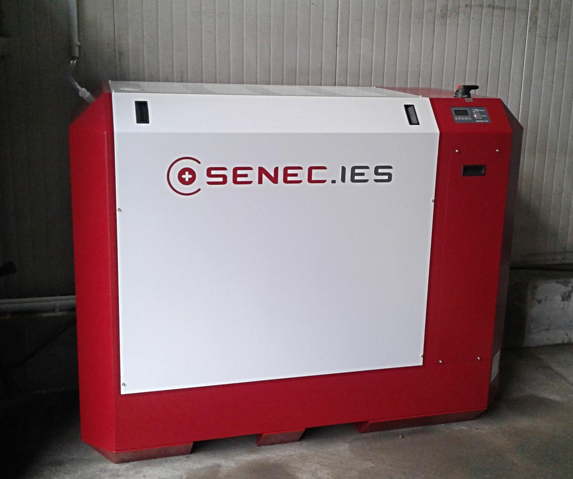 30 kWh Pb SENEC.IES Business Speicher mit Senec.Cloud für DOCO Fahrzeugtechnik GmbH in Panketal