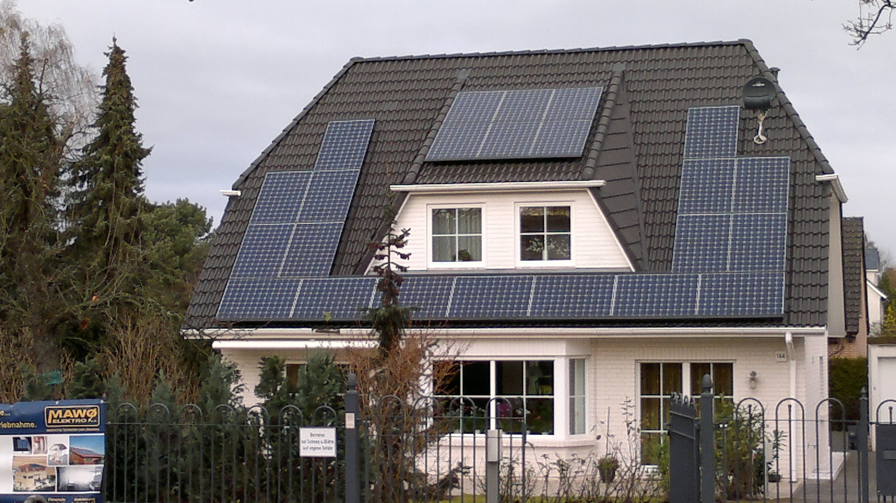 7,659 kWp Sunpower in Berlin