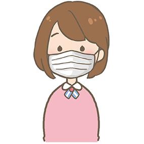 マスクによる肌トラブル