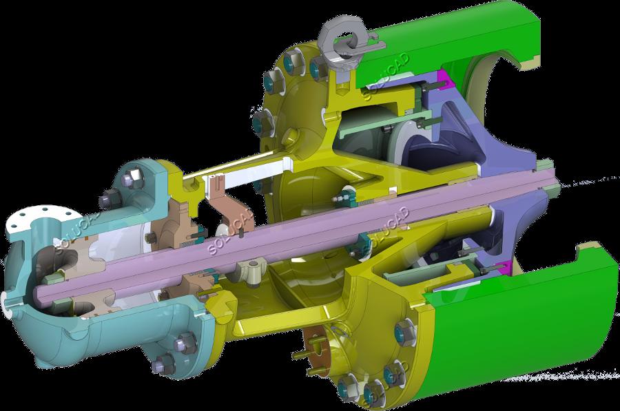 Déchargeur - Optimisation guidages et étanchéités