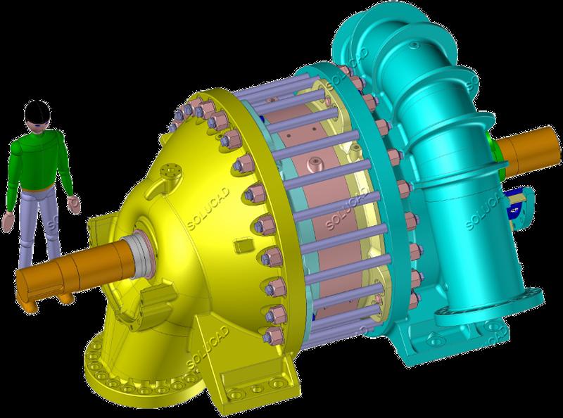 Turbine pompe
