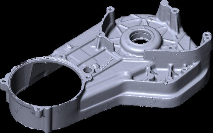Scan 3D Carter moteur HARLEY DAVIDSON