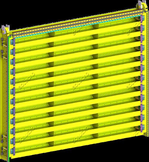 Vanne Wagon - CAO 3D