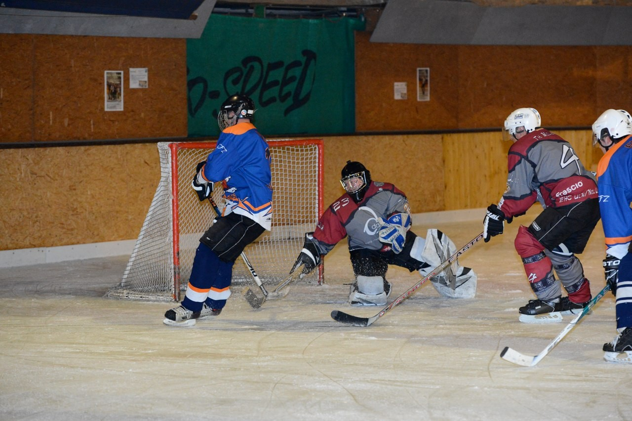 Eisbuaba Cup 2013 - EHC vs. Bigfoots Wernau