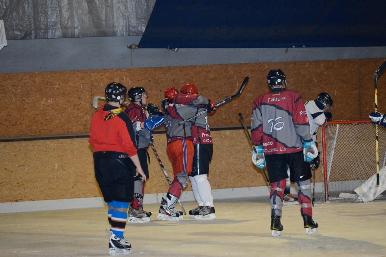 Eisbuaba Cup 2013 - EHC vs. Devils Stuttgart