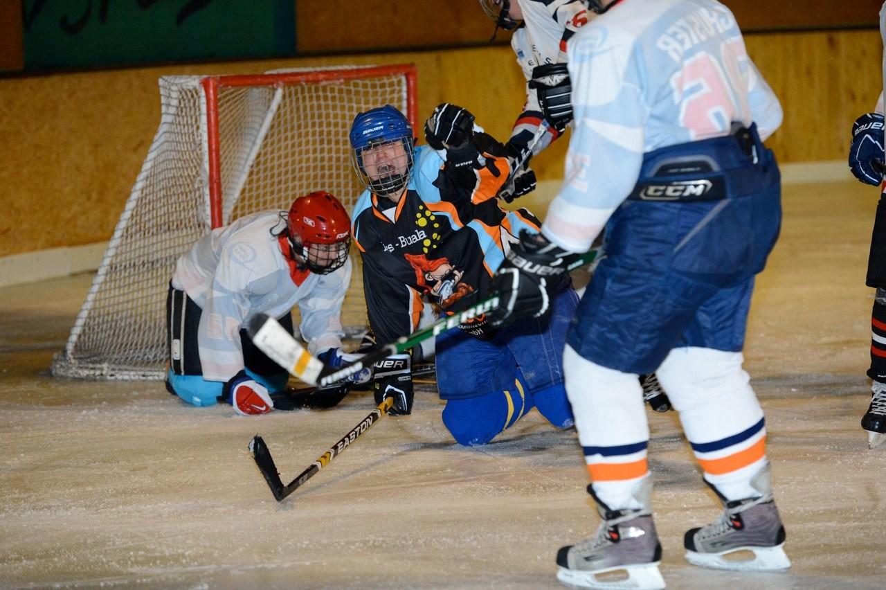 Eisbuaba Cup 2013 - Eisbuaba vs. Devils Stuttgart