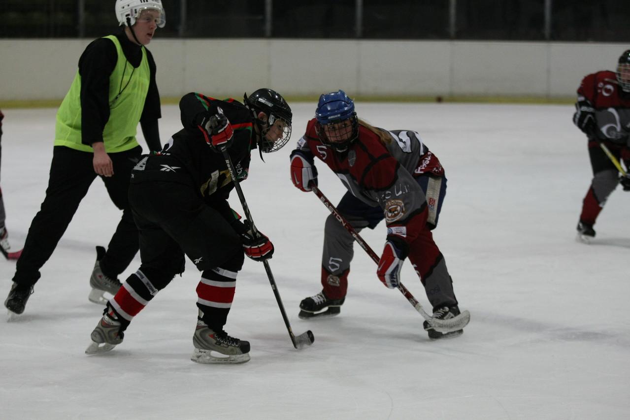EHC vs. Pinguine Königsbrunn