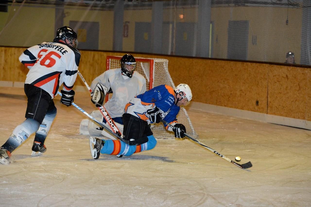 Eisbuaba Cup 2013 - Bigfoots Wernau vs. Devils Stuttgart