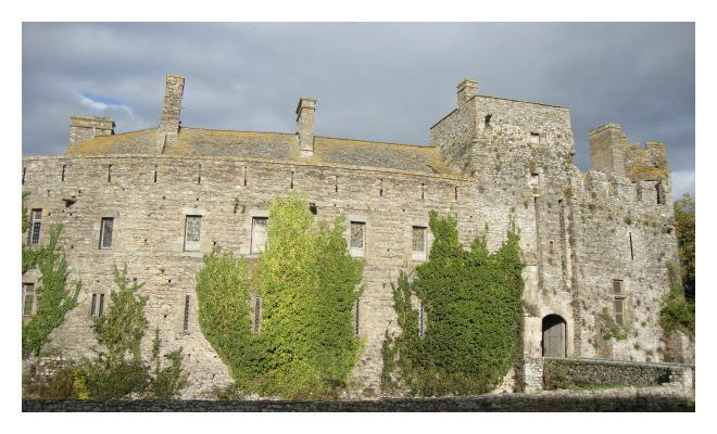 Chateau de Pirou - 25 min de Coutances