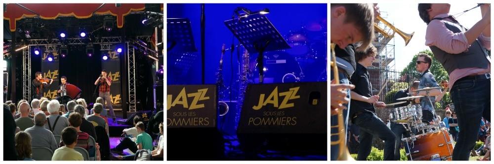 Festival Jazz sous les Pommiers, Coutances