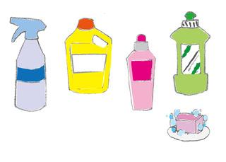 いろいろ洗剤