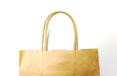 トリミング紙袋