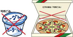 ヨーグルト&ピザ