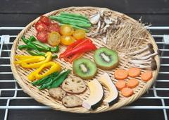 干し野菜2_乾燥後