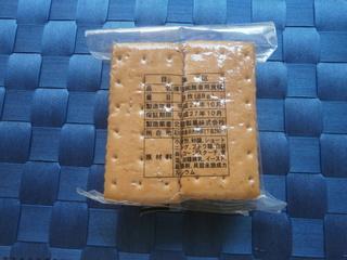 防災クッキー