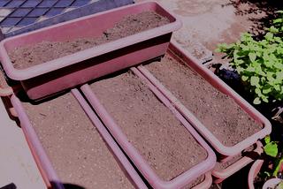 土もリサイクル