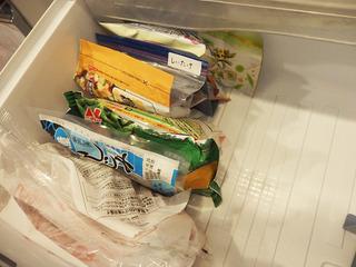 冷凍食品を見やすく