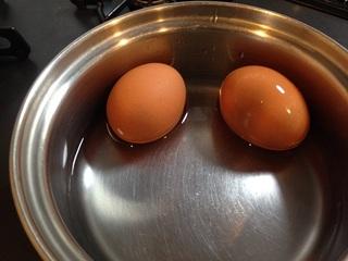 エコゆで卵
