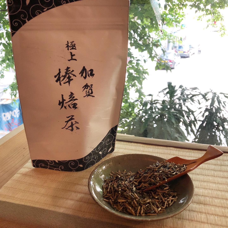 """""""焙茶控""""留意!新到 極上加賀棒焙茶 Premium Kaga Bo Hoji"""