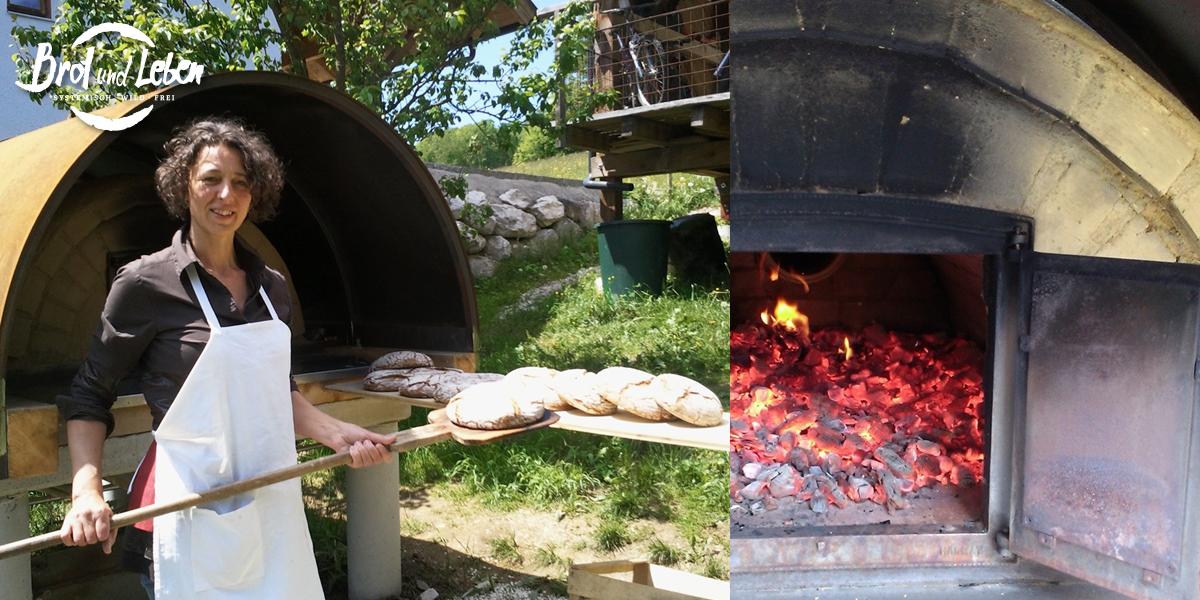 Brotbackkurs mit Helga Graef