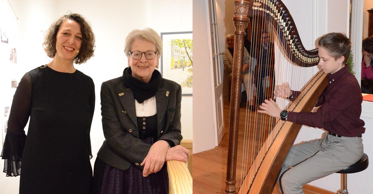Helga Graef und Gexi Tostmann | Rafael Berger