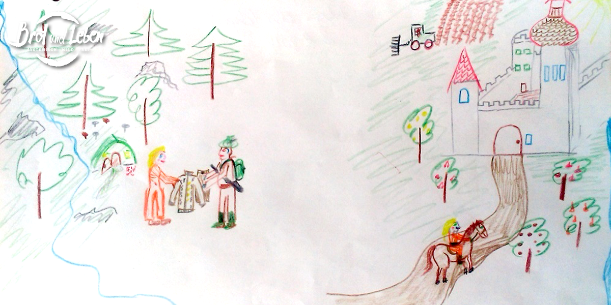 Märchen gezeichnet